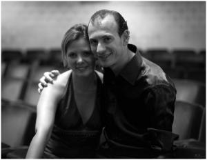 Eliane Reyes & Ashot Khatchatouriann