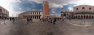 San Marco Palais des Doges Panorama