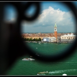 San Marco From San Giorgio Tower