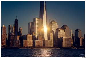 New York 9.11 From River