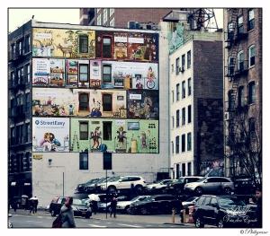New York Big Advert