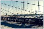 New York Brooklyn and Manhattan Bridges