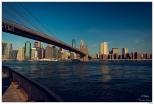 New York Brooklyn Bridge From Dumbo