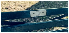 """New York Central Park Bench Quote """"Life Is Better with a Walk in the Park"""""""