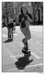 New York Central Park Skate Photographer