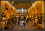 New York Grand Central Arrivals & Departures