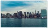 New York Manhattan From East River