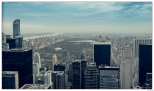 New York Upper Manhattan Day View