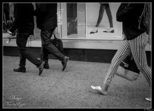 New York Walking